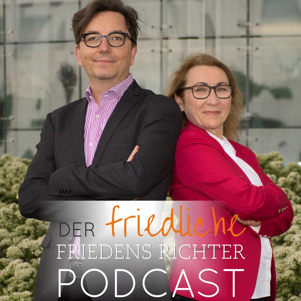 Artur und Kerstin Dagmar Richter Der friedliche Podcast von FRIEDENS RICHTER